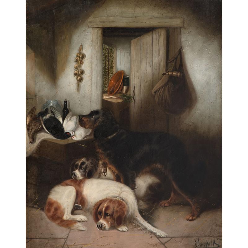 Edward George Armfield (English, 1817-1896)