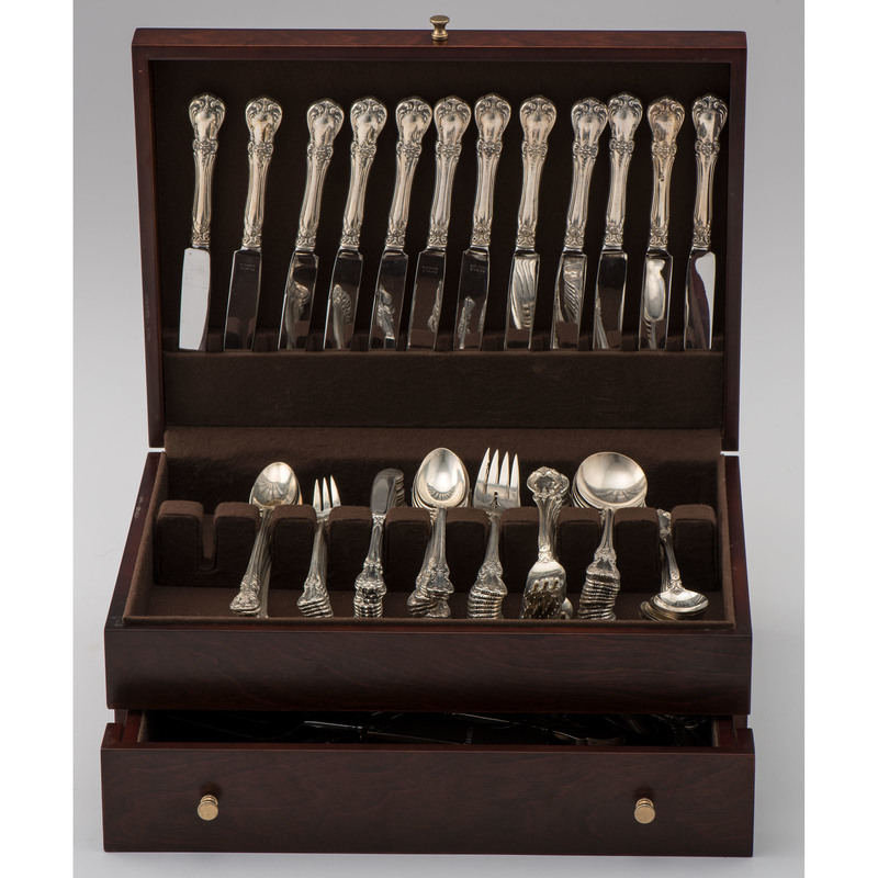 Towle Old Master Sterling Flatware, Plus