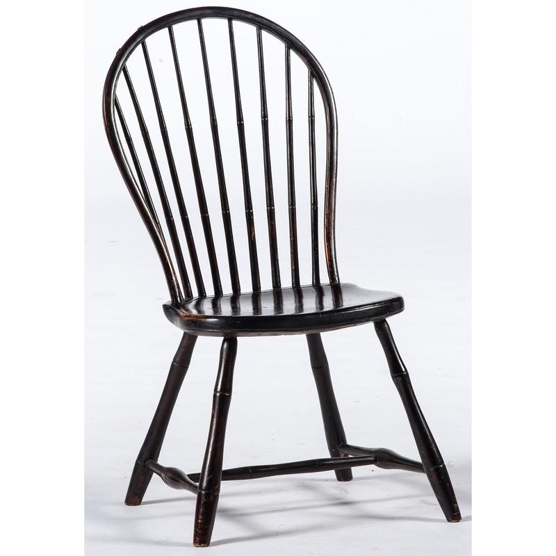 Hoop Back Windsor Chair