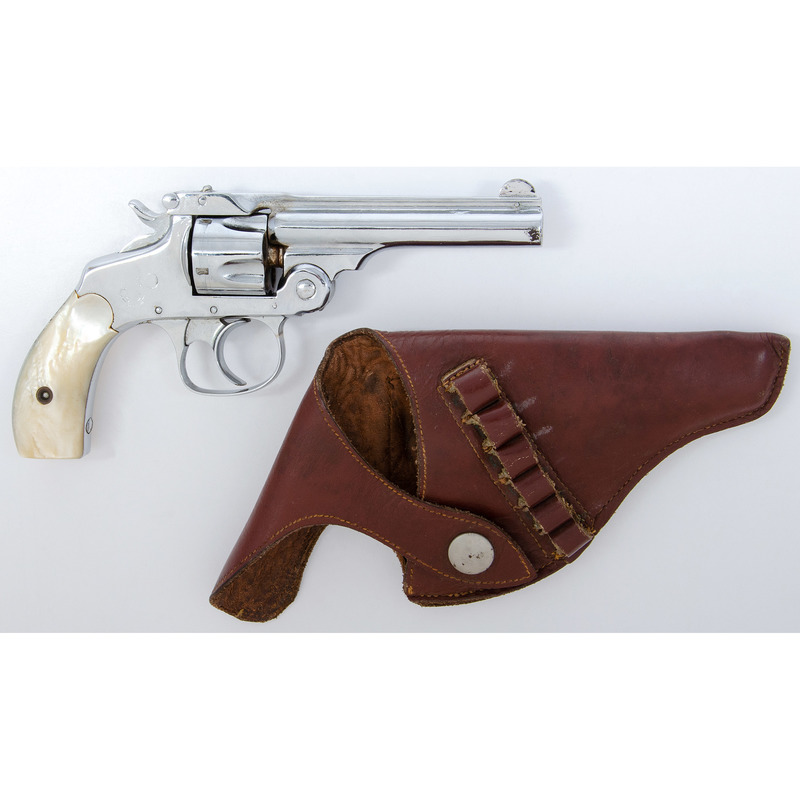 ** Smith and Wesson .32 Double Action Third Model Revolver