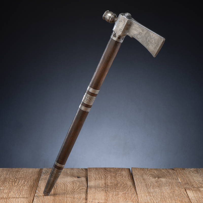 French Presentation Pipe Tomahawk