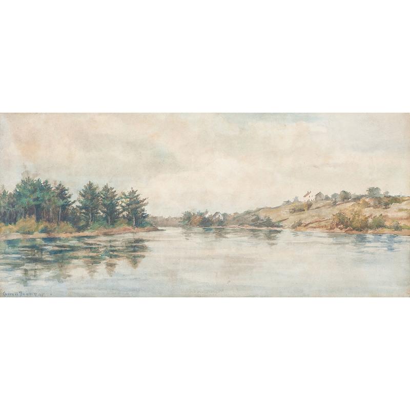 Carroll Butler Brown (American, 1868-1923)