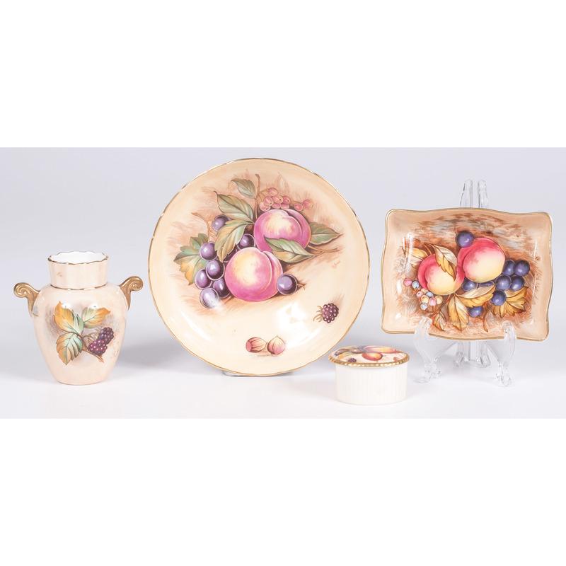Aynsley Fruit Pattern Wares