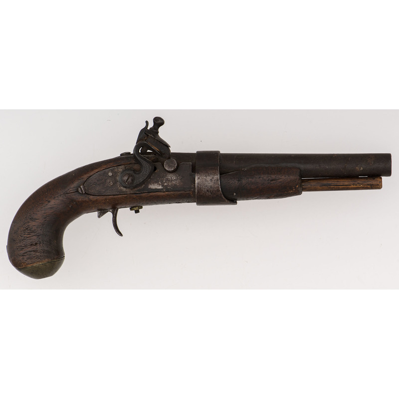 Middle Eastern Flintlock Pistol