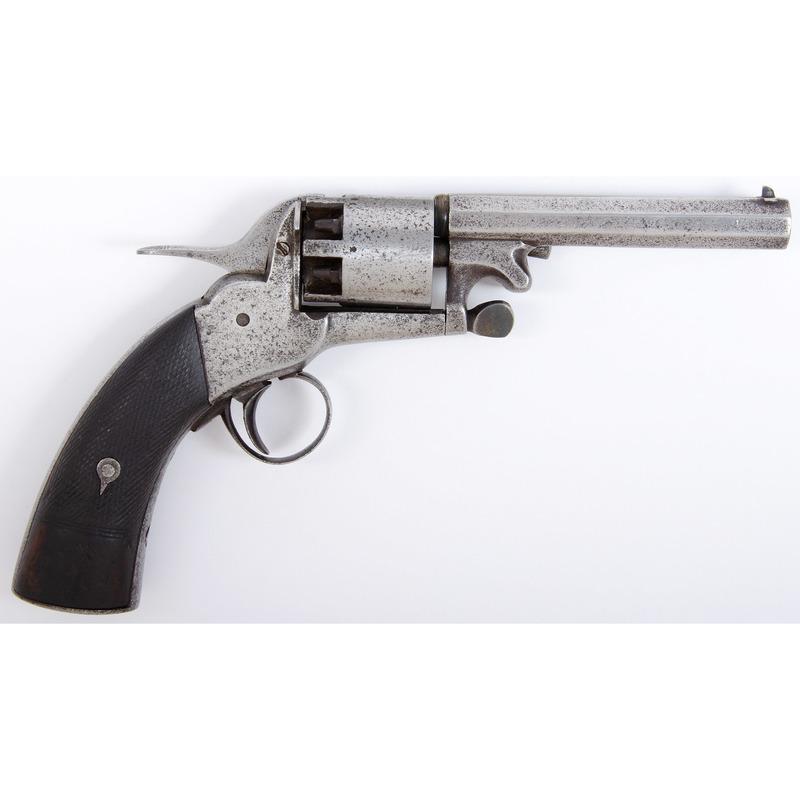 Webley 3rd Model Long Spur Percussion Revolver