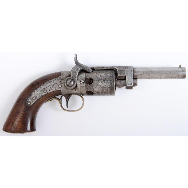 Mass Arms Co. Wesson & Leavitt Belt Revolver