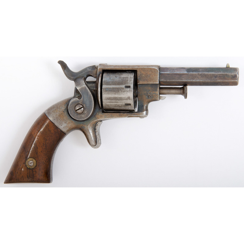 Small Frame Allen & Wheelock Revolver