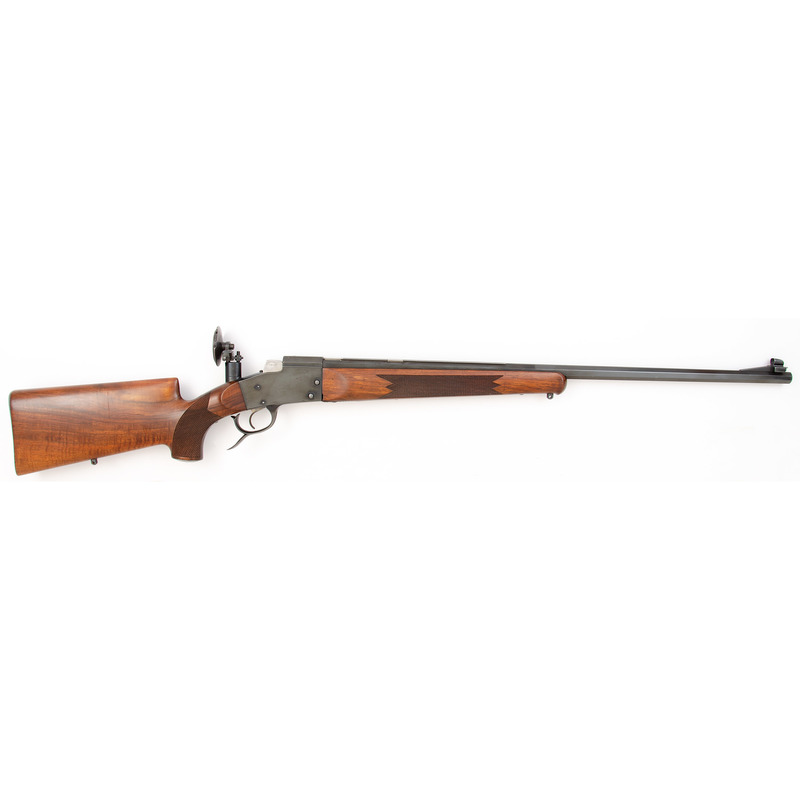 ** Haenel Borchardt .22 Target Rifle