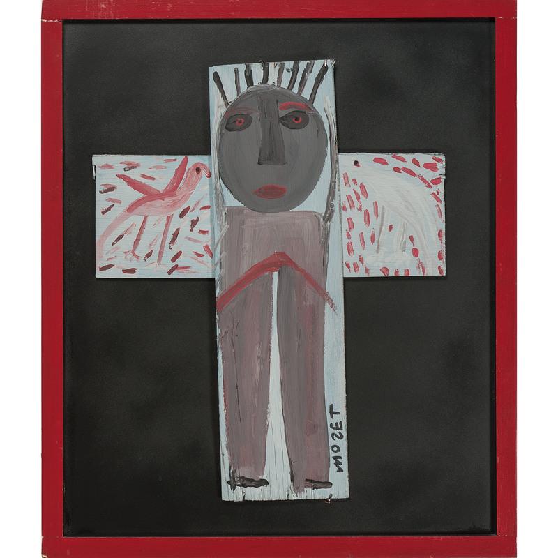 Mose E. Tolliver (American, Alabama, 1919-2006)
