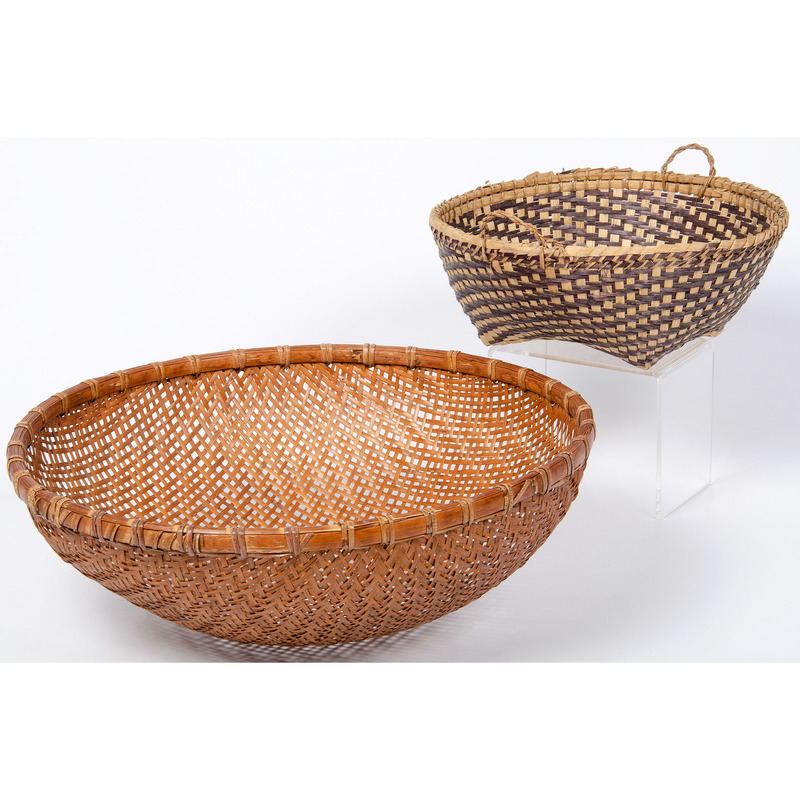 Baskets, From the Stanley Slocum Collection, Minnesota