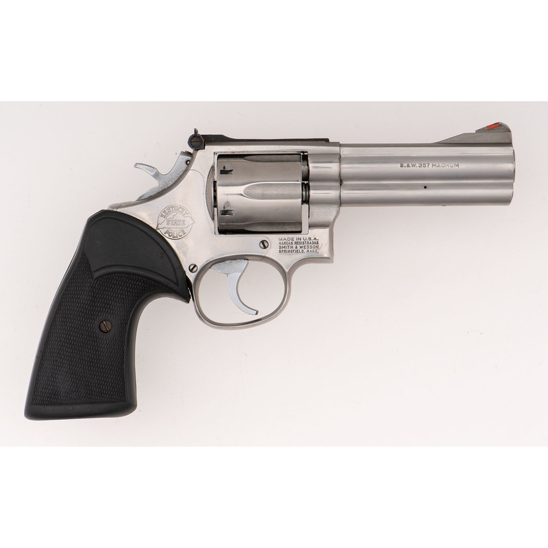 *Smith & Wesson Model 686 with KSP Markings