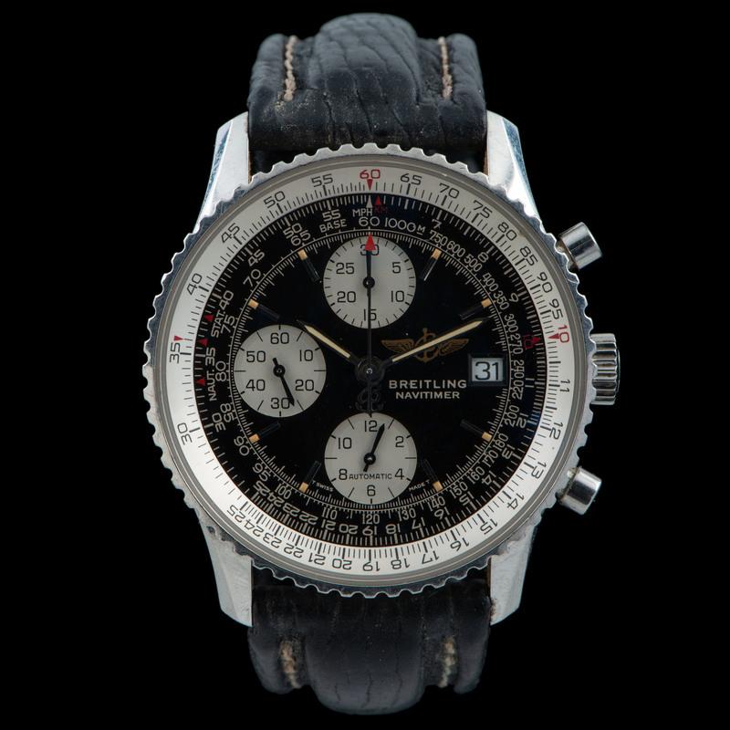 Breitling Navitimer II Chronograph Wristwatch, Model A13022