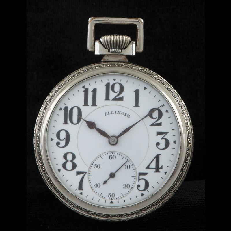 Illinois Bunn Special Pocket Watch