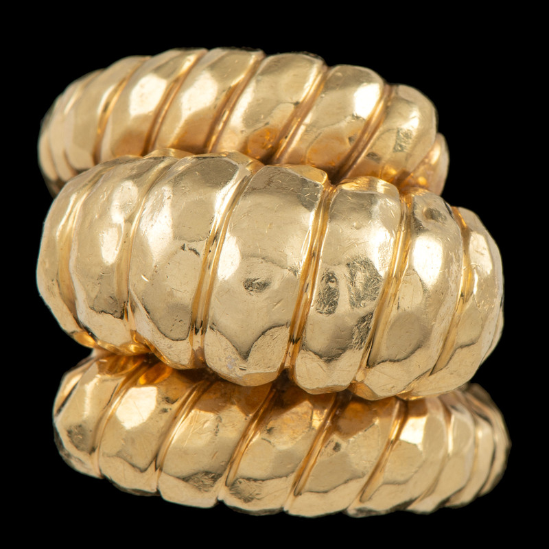 Henry Dunay 18k Gold Ring