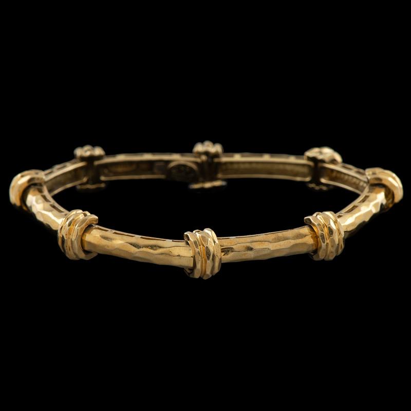 Henry Dunay 18k Gold Bracelet