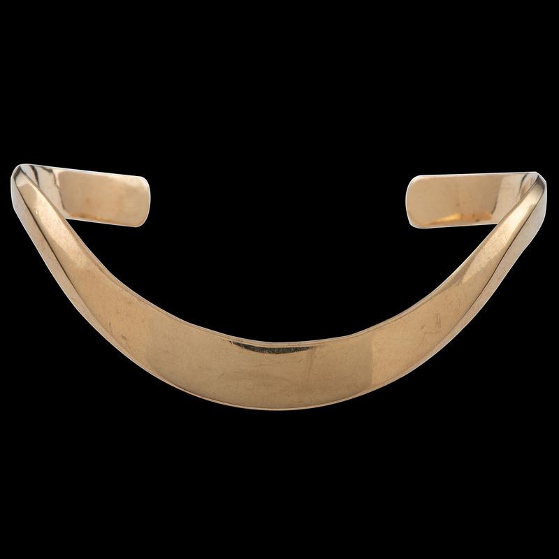 John Atencio 14k Gold Bracelet