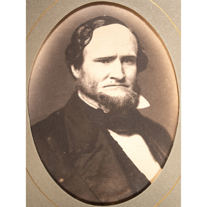 CSA General William Barksdale, KIA Gettysburg, Salt Print