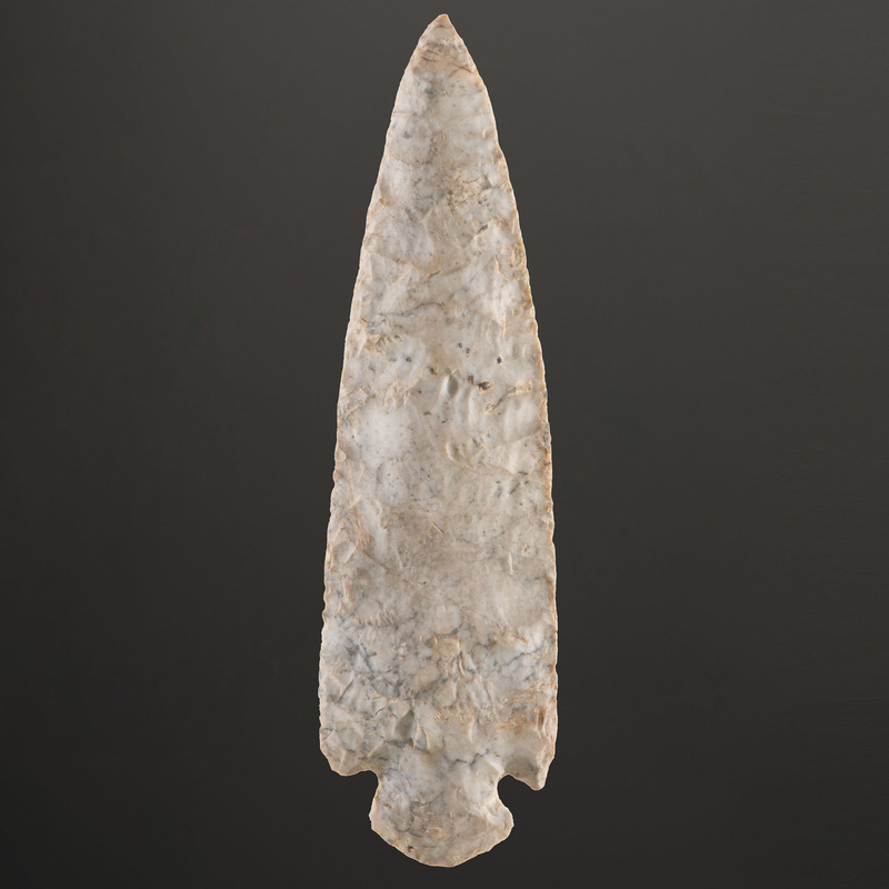 A Missouri Archaic Blade, Longest 6-7/8 in.