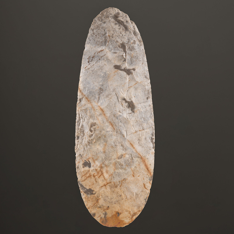 A Large Spade, Length 14 in.