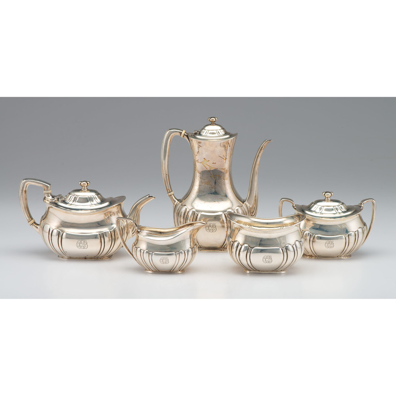 Tiffany & Co. Sterling Tea and Coffee Service