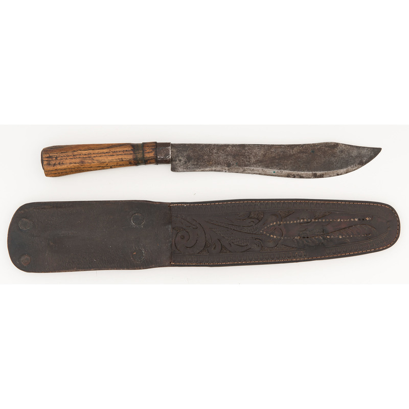 Scout's Knife with Original Sheath