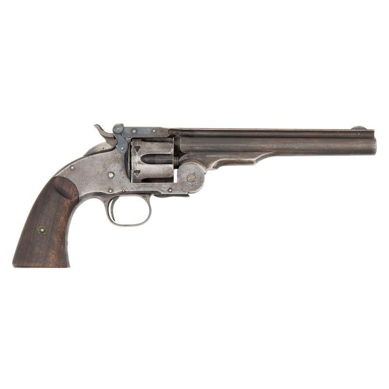 Smith & Wesson Second Model Schofield Revolver