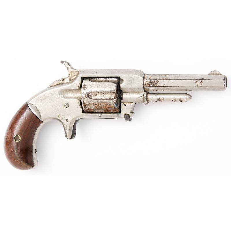Whitneyville Revolver