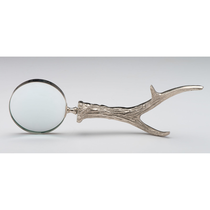 Magnifying Glass with Branch Handle