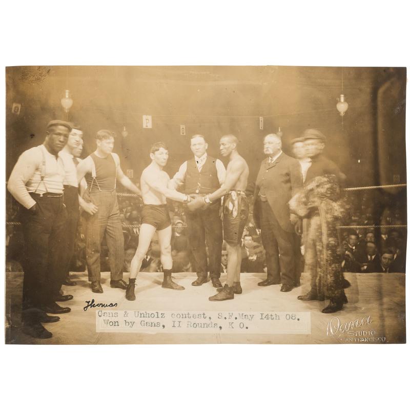 Percy Dana Gans & Unholz Contest, 1908