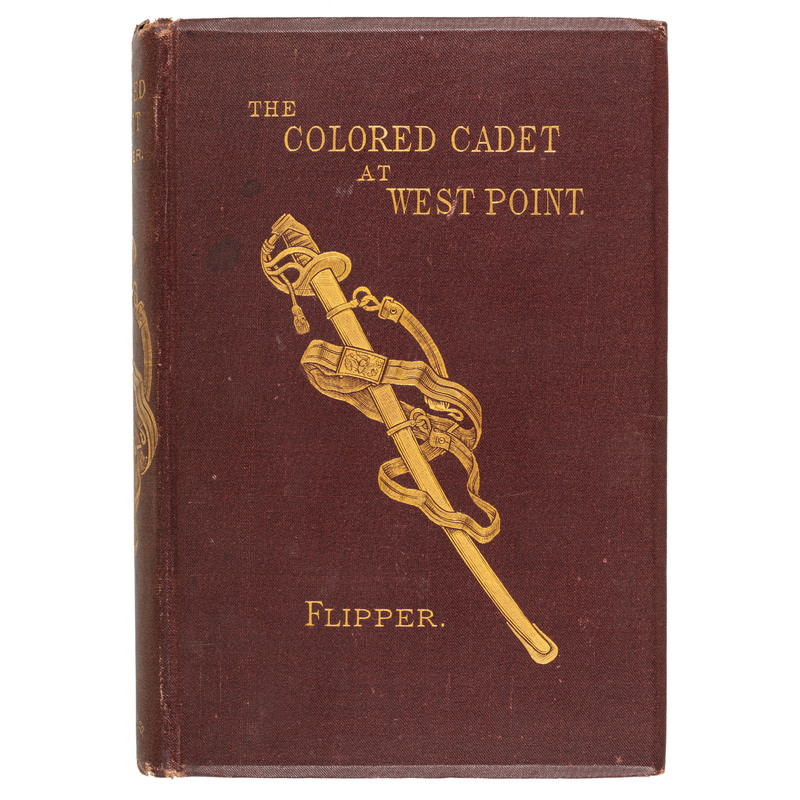 The Colored Cadet at West Point, First Edition