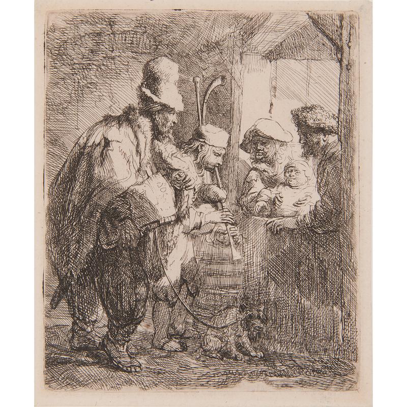 Rembrandt van Rijn (Dutch, 1606-1669)