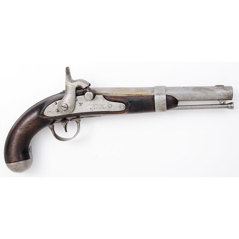 Model 1836 Percussion Single Shot Pistol