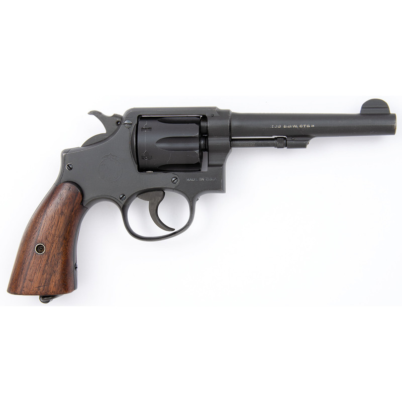 ** Smith & Wesson Victory Model Revolver