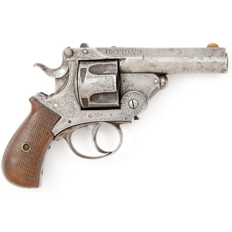 English Bulldog Revolver