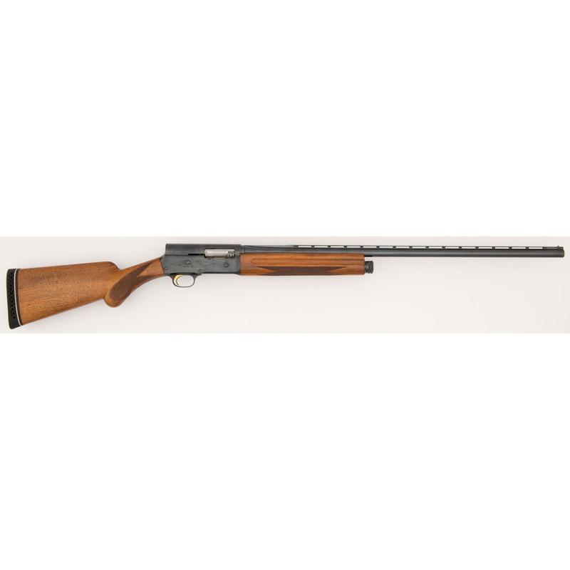 ** Belgian Browning A-5 Shotgun