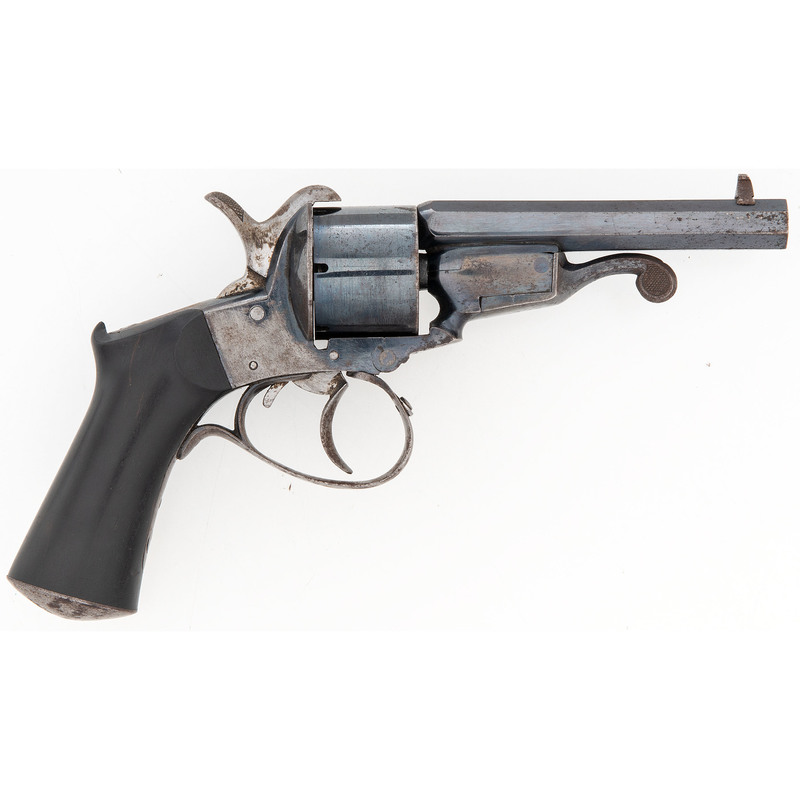 Javelle Patent Pinfire Revolver