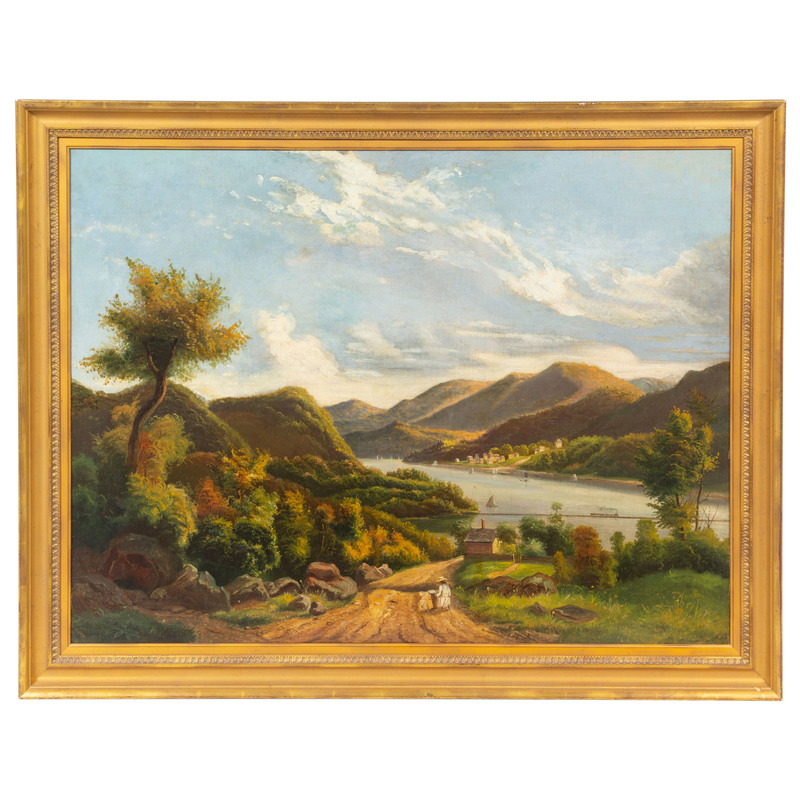 Attributed to Samuel Lancaster Gerry (1813-1891)