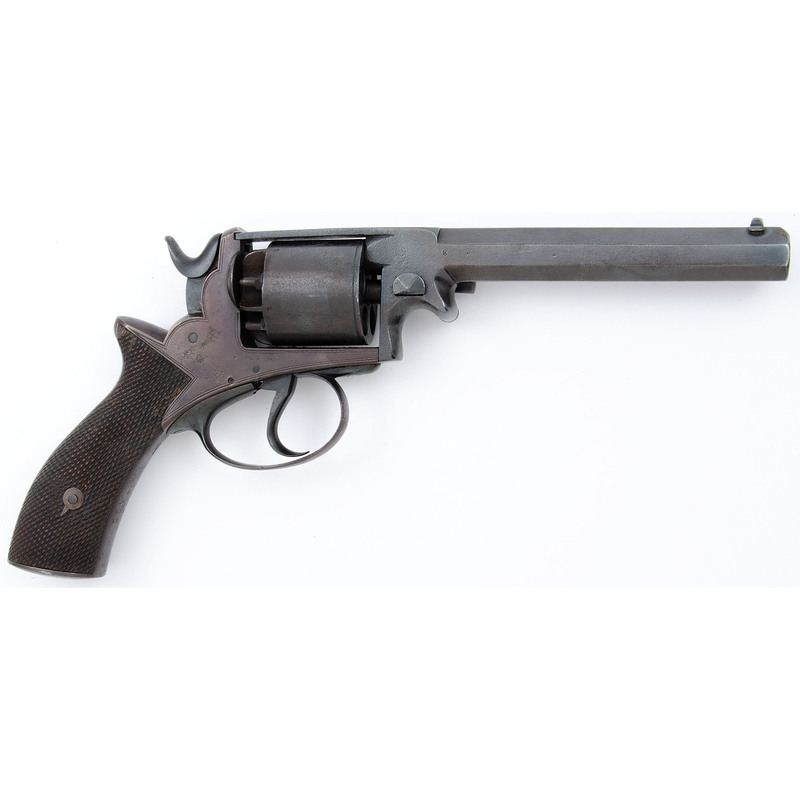 Webley Wedge-Frame Revolver