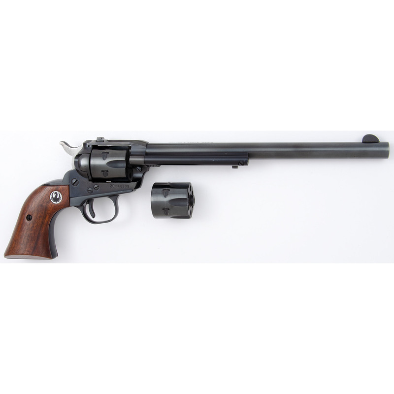 * Ruger 3 Screw Single Six Convertible Revolver