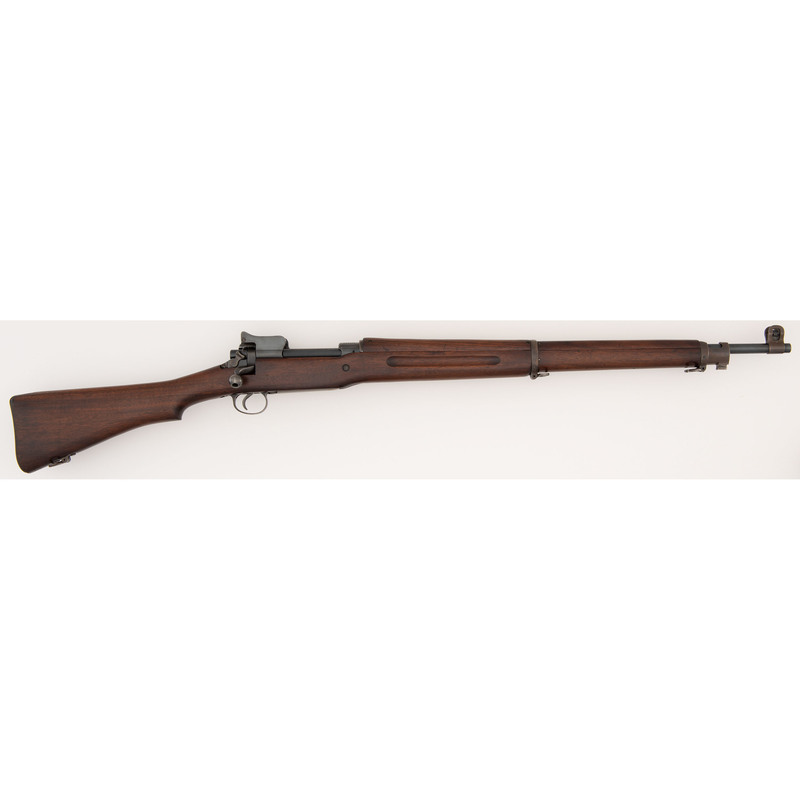 ** Early Winchester U.S. Model 1917 Rifle