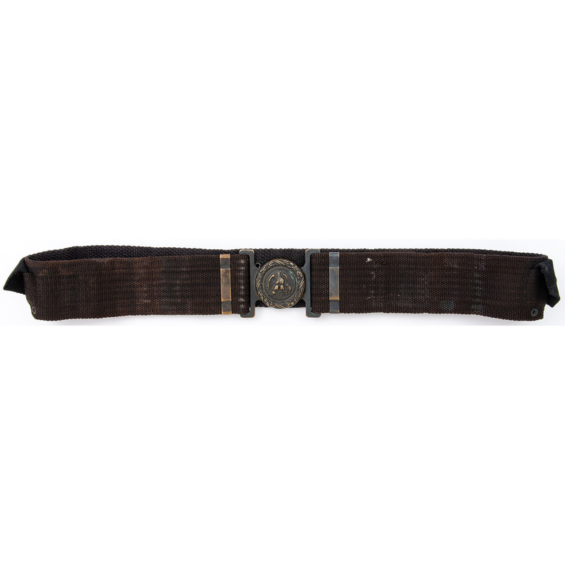Unmarked Mills Cartridge Belt