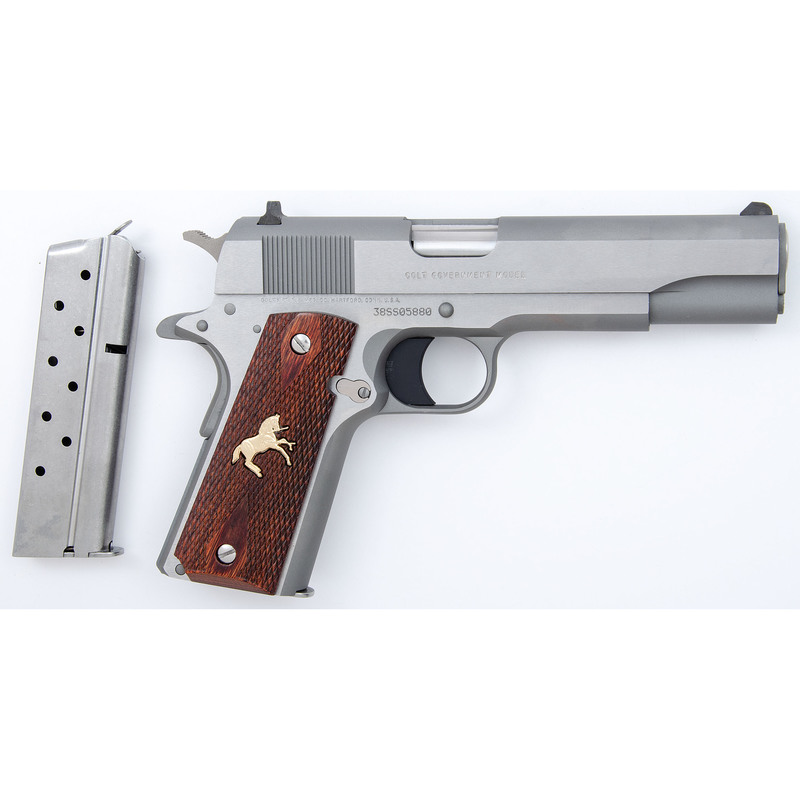 * Colt Government Model .38 Super