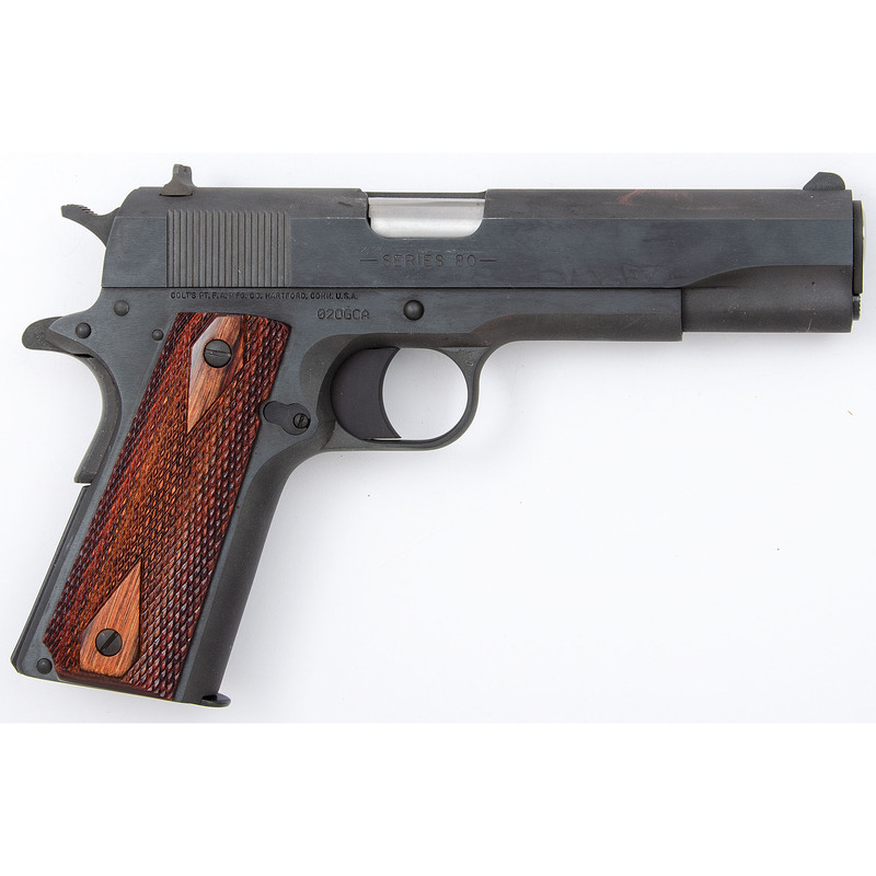 * Colt Goverment Model Series 80 OGCA Commemorative