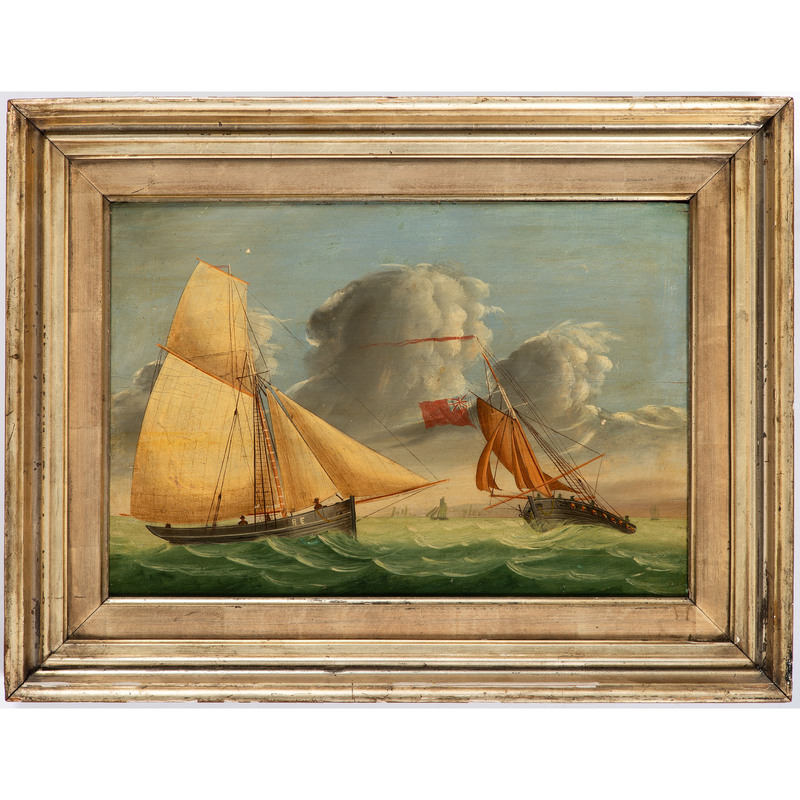 A Pair of British Seascapes