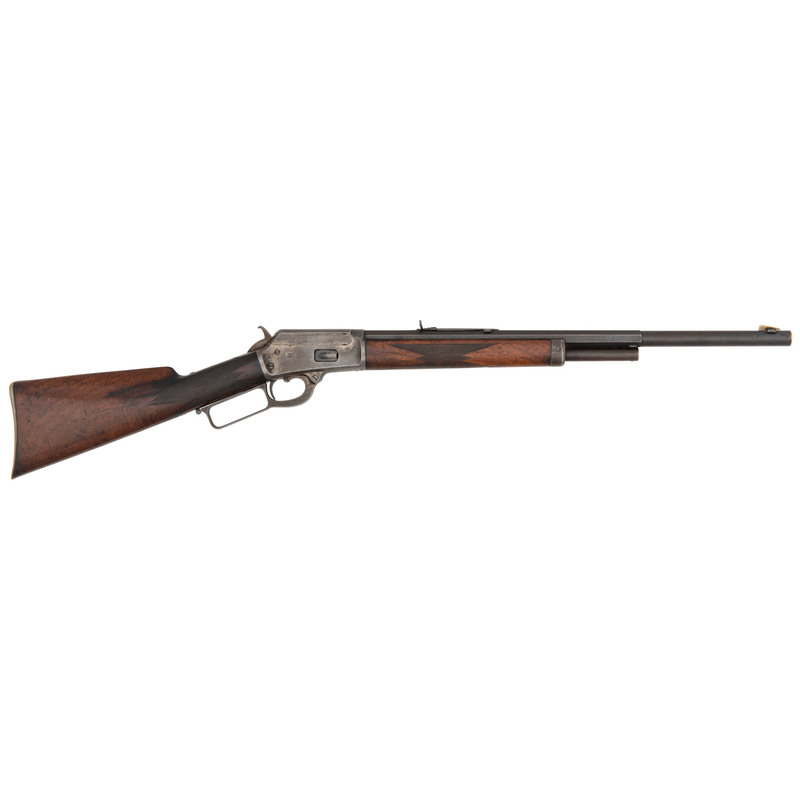 Special Order Marlin Model 1889 Deluxe Rifle Belonging to Annie Oakley with Factory Letter