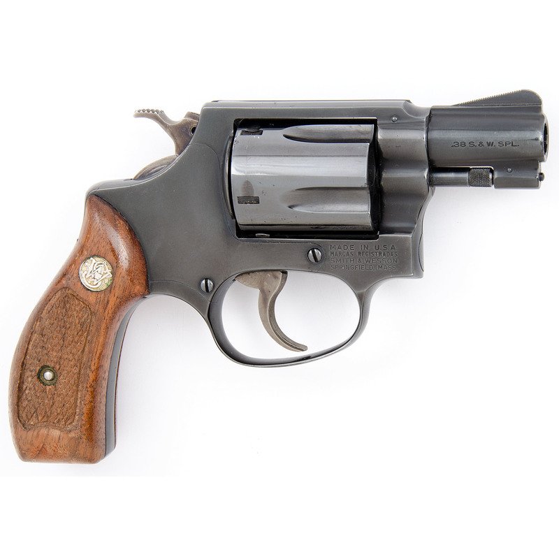 * Smith & Wesson  Model 36