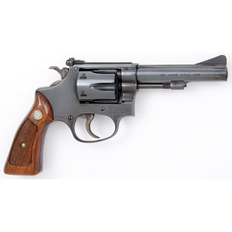 * Smith & Wesson Model 34-1