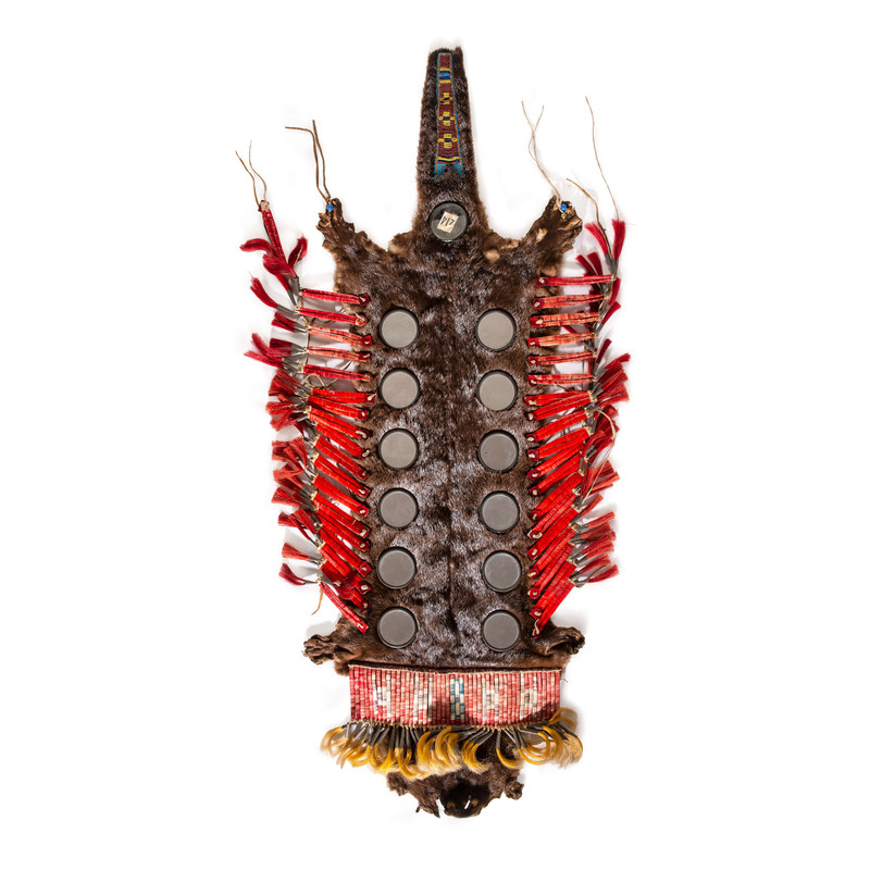 Sioux Man's Dance Ornament, From the Stanley B. Slocum Collection, Minnesota