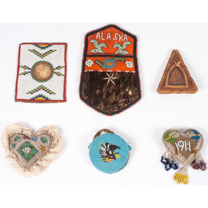 Beaded Keepsakes and Souvenirs, From the Stanley B. Slocum Collection, Minnesota
