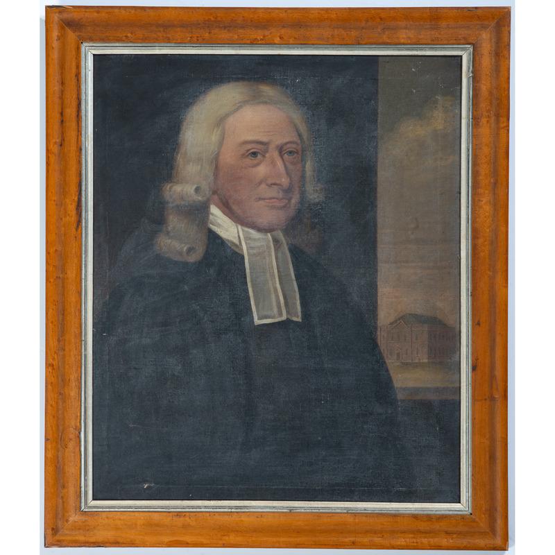 An English Portrait of a Dean